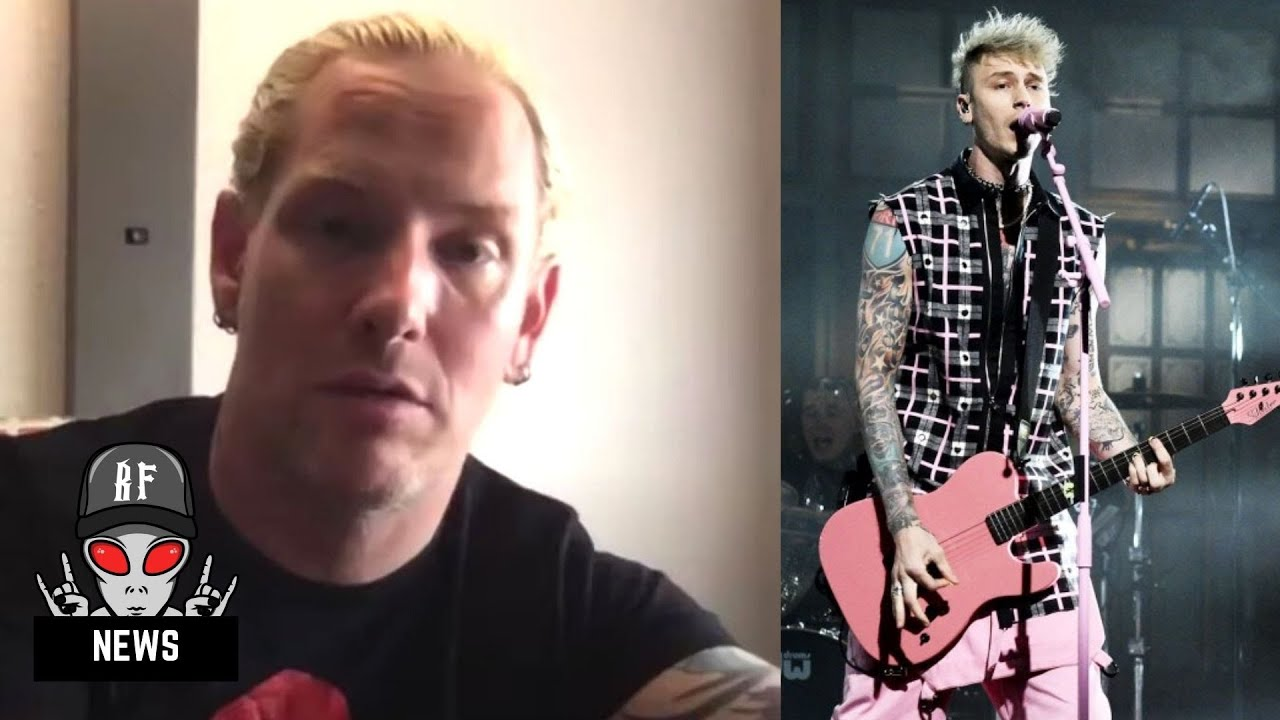 Corey Taylor Responds To MGK After Slipknot Diss