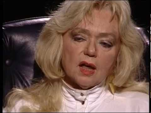 "Yvette Vickers--1990  TV Interview, ""Attack of the 50-Foot Woman"""