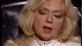 """Yvette Vickers--1990  TV Interview, """"Attack of the 50-Foot Woman"""""""