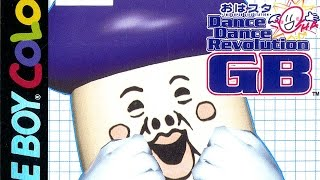 CGR Undertow - OHA SUTA DANCE DANCE REVOLUTION GB review for Game Boy Color