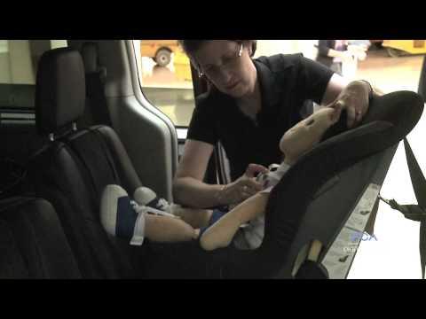 Child Passenger Safety Seat Awareness