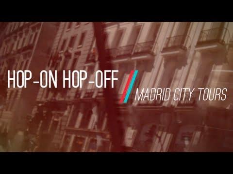 Madrid City Tours Hop-on hop-off