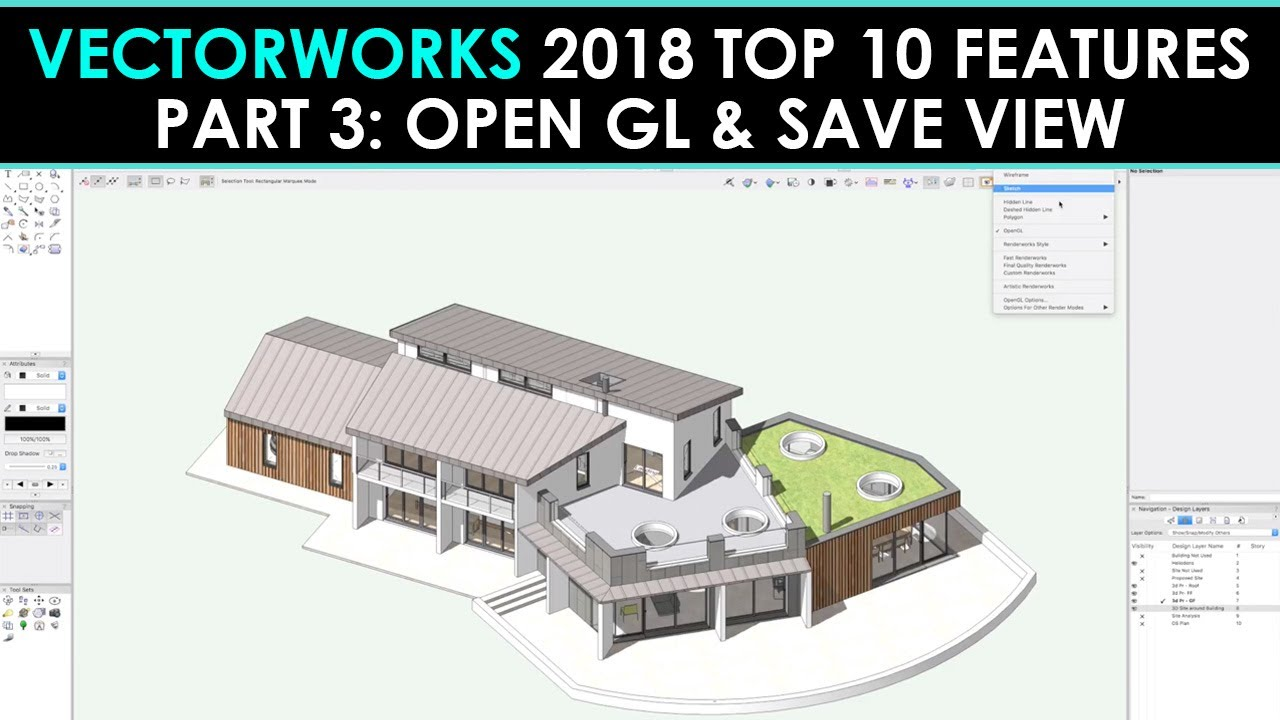 Latest News from JRA Vectorworks CAD Sales and Training - JRA