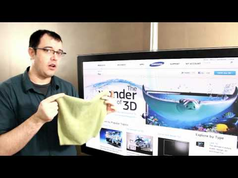 How to Clean an LCD or Plasma Television