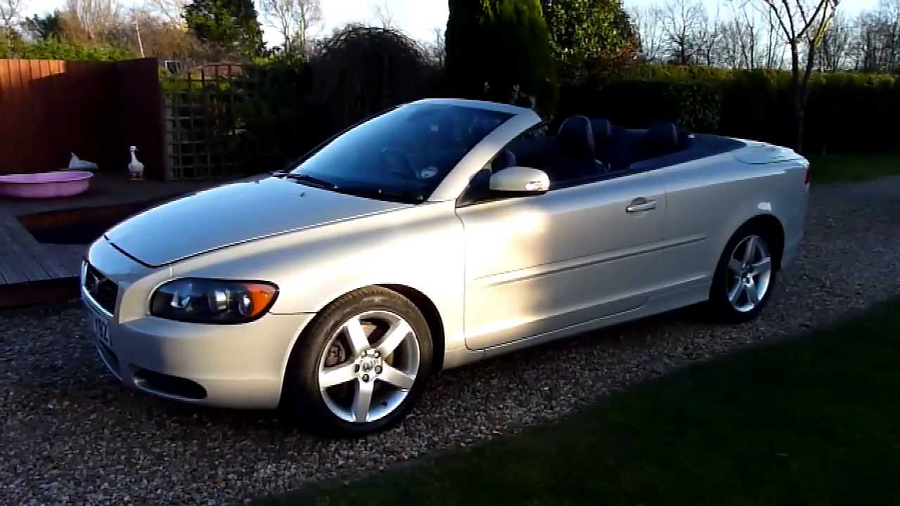 video review of 2007 volvo c70 2 5 t5 convertible for sale sdsc specialist cars cambridge youtube. Black Bedroom Furniture Sets. Home Design Ideas