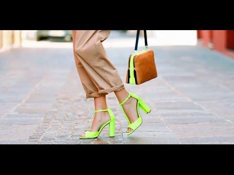 Модные босоножки: фото, новинки, тенденции