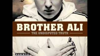 brother ali - walk away