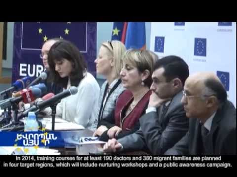 """""""Europe Today"""" programme # 12 (March 1, 2014, with English subtitles)"""