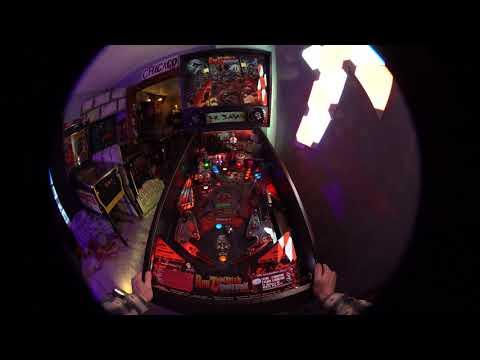 Super Wide Angle Pinball - Rob Zombie Spookshow International LE  