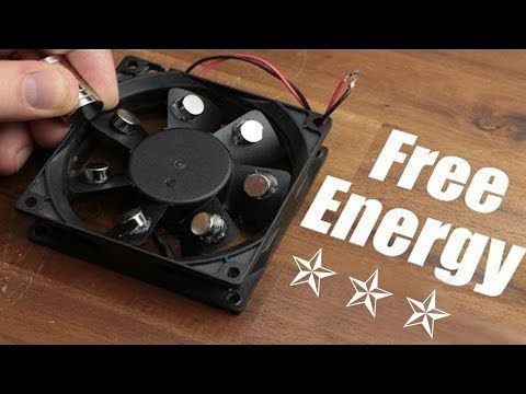 How to make Free Energy Simple   Creative Gadgets