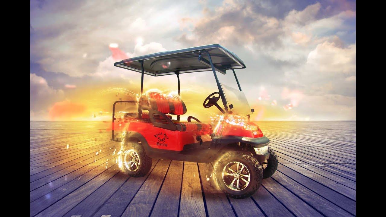 review yamaha vs club car vs ez go gas electric golf
