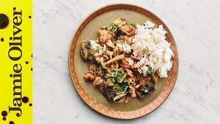 How to Make Mushroom Stroganoff | Jamie Oliver | VEG