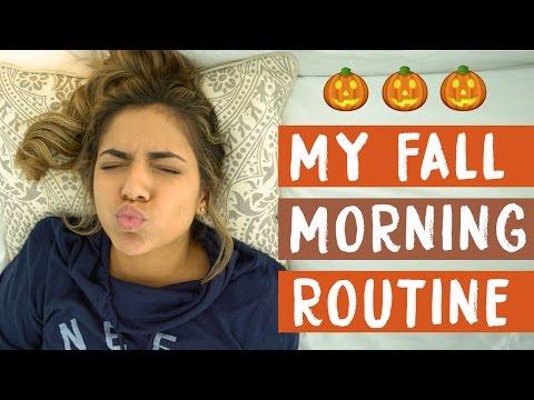 My Fall Morning Routine | Bethany Mota