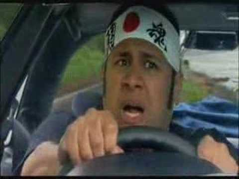 Tongan Ninja Chase / Action Fighter Intro