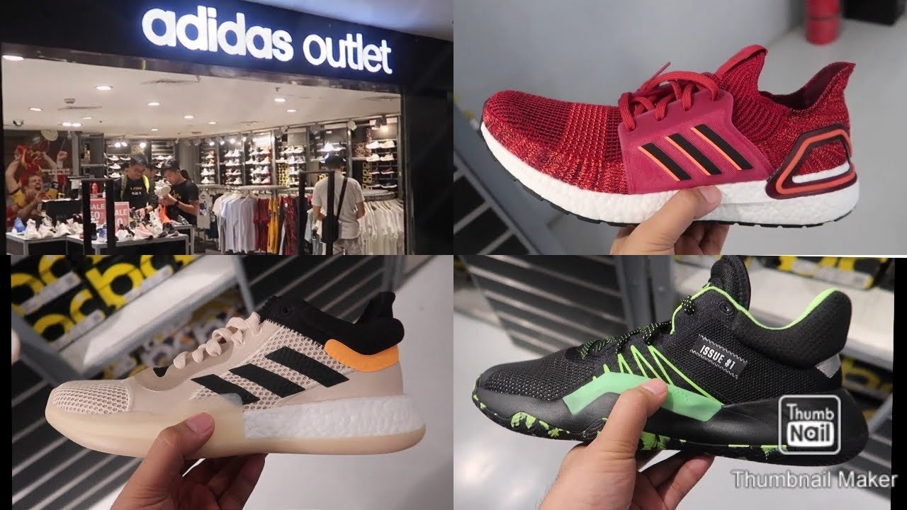 ADIDAS OUTLET CASH AND CARRY 2020