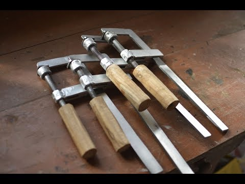DIY Clamps