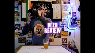 Chicago Brewing Company - Weizenheimer - Beer Review - Las Vegas - Bloopers