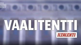 Iltalehden suuri vaalitentti   Iltalehti