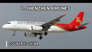 The TOP 10 Best Airlines of China as of 2017