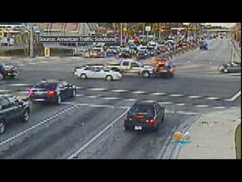 CBS4 Exclusive: Video Contradicts Report Of Sweetwater Officer-Involved Crash