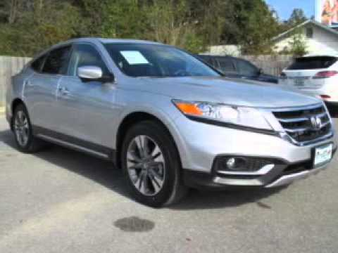 2014 honda crosstour pensacola fl youtube for Frontier motors pensacola fl