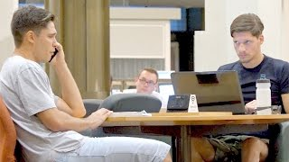PHONE SEX IN THE LIBRARY! (Prank #2)