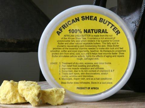 African Shea Butter 100% Natural