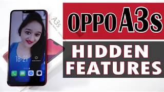Oppo A3s Best Hidden Features
