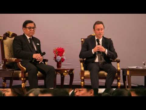 MFA CEO Forum with Airbus, Wednesday 8 March 2017, at Ministry of Foreign Affairs, Thailand