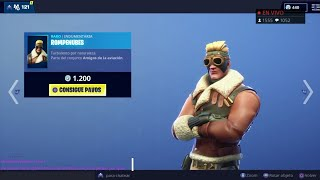THE *NEW STORE* OF FORTNITE TODAY DECEMBER 12 *NEW SKINS* (OR THAT I THINK) OF AVIATORS AND...