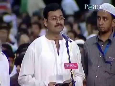 Prove Me Heaven & Hell Really Exist - Dr Zakir Naik Peace Conference Dubai 2015