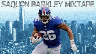 Saquon Barkley's EPIC Rookie Mixtape! | NFL Highlights