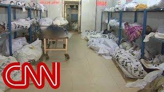 Pakistan morgue overwhelmed by heat wave deaths