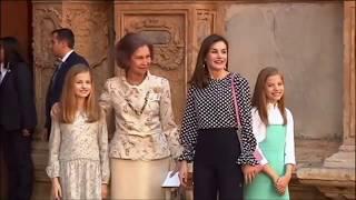 Oster-Zoff in Spanien: Hier geraten Königin Letizia und Schwiegermutter Sofia aneinander