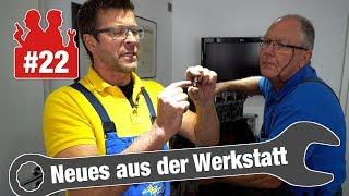 Öl-Hochdruck beim 90er-VW Scirocco: Manometer am Anschlag | Neues aus der Werkstatt 22