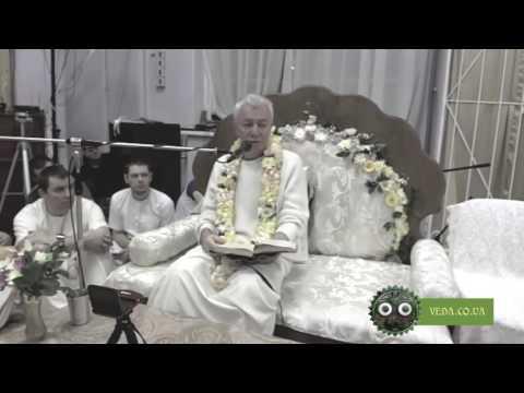 Шримад Бхагаватам 1.15.1-5 - Чайтанья Чандра Чаран прабху