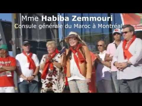 Mme Habiba Zemmouri, Consule générale du Maroc à Montréal