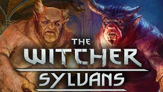 What Are Sylvans? - Witcher Lore - Witcher Mythology - Witcher 3 lore - Witcher Monster Lore