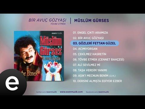 Gözleri Fettan Güzel (Müslüm Gürses) Official Audio #gözlerifettangüzel #müslümgürses - Esen Müzik