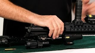 How to Disassemble an M4 .223 | Gun Guide