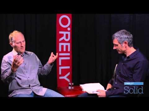 Tim O'Reilly & Jim Stogdill Explore Software - Hardware - Everywhere