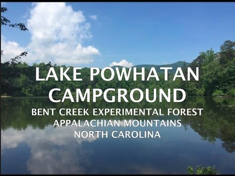 Lake Powhatan Recreation Area, NC