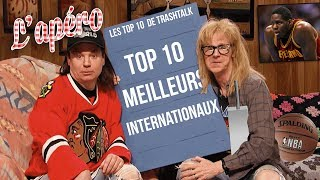 Top 10 Meilleurs Internationaux All-Time