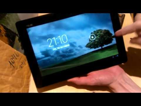 планшет Asus TF300 \ не включается, калибровка тача и переклейка всего