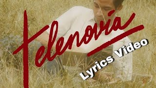 TELENOVIA - REALITY CLUB (LYRICS VIDEO)