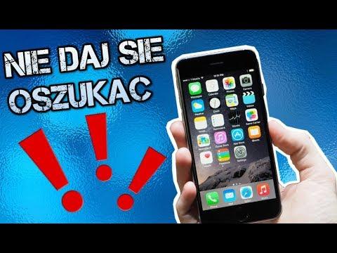 NIE DAJ SIĘ OSZUKAĆ NA iPHONE'A! | AppleNaYouTube
