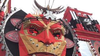 Atmozfears | Defqon.1 Weekend Festival 2014 | RED (Mainstage) | SATURDAY