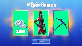 *FREE SKINS* Start Pack and PS4 *FREE* in Fortnite: battle royale (Season 6)