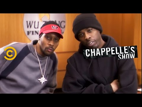 Chappelle's Show - Wu-Tang Financial (ft. RZA And GZA) - Uncensored