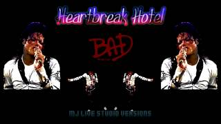 Michael Jackson - Heartbreak Hotel - Live Studio Version - BWT 1988 (Wembley)